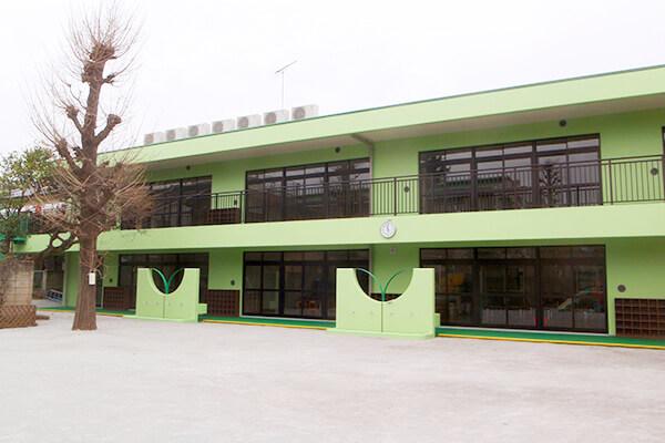 ワカバ幼稚園新築工事(中野区)